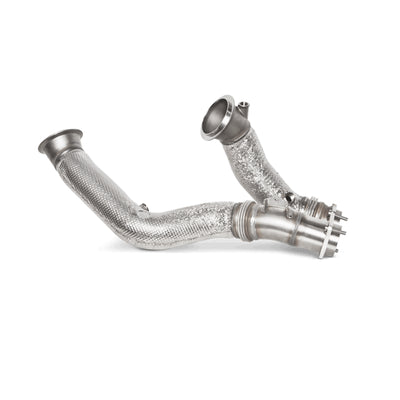 BMW M2 COMPETITION (F87N) AKRAPOVIC DOWNPIPE (SS) OPF/GPF 2018+