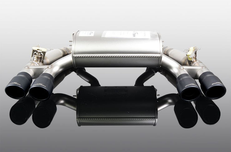 AC Schnitzer Quad Sports Exhaust | BMW M2 Competition F87