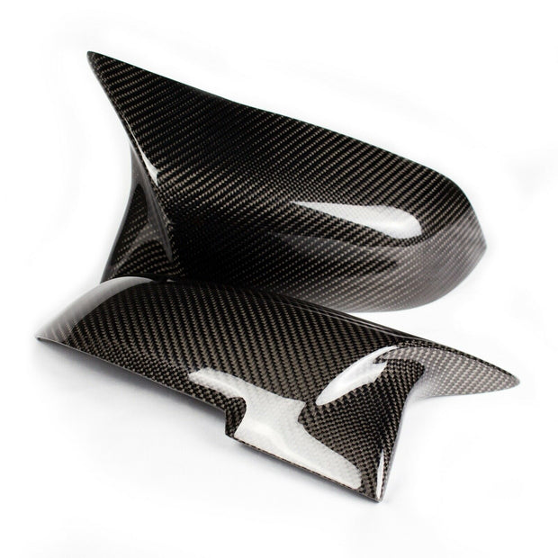 MP Carbon Fiber Mirror Covers | BMW