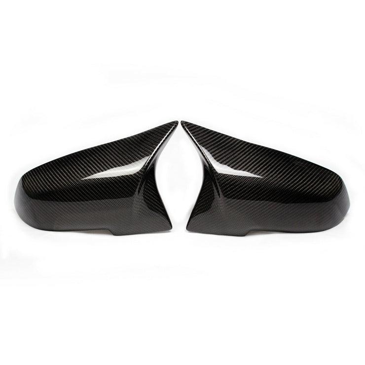 Carbon Fiber Mirror Covers | BMW 3 Series F30 F31 F35