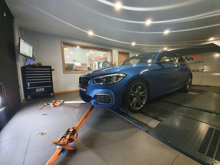 BMW M135i 235i F2x - Custom Remap on our Dyno