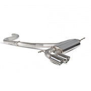 Scorpion Non Res Cat Back Exhaust | VW Golf GTI MK5