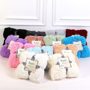 Shop Fluffy Thows and Blankets