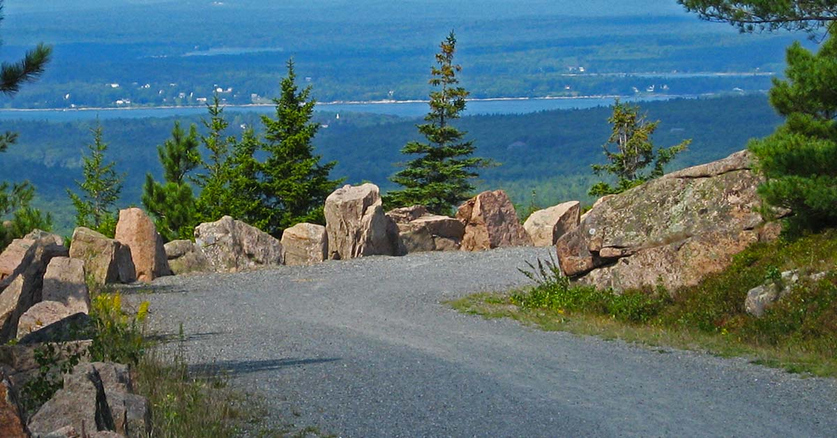 Carriage Roads, Acadia National Park | National Park Gear