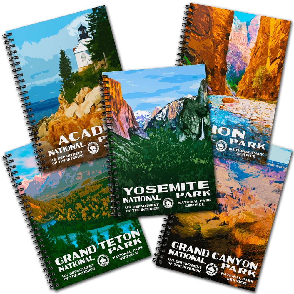 National Park Journals
