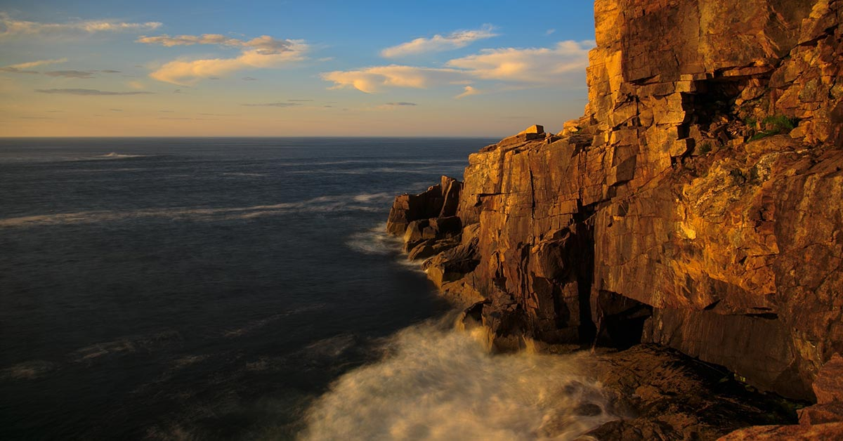 Otter Cliff, Acadia National Park | National Park Gear