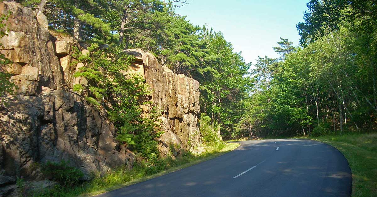 Park Loop Road, Acadia National Park | National Park Gear