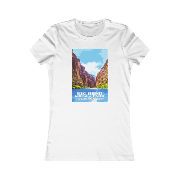 Big Bend National Park Women's T-Shirt