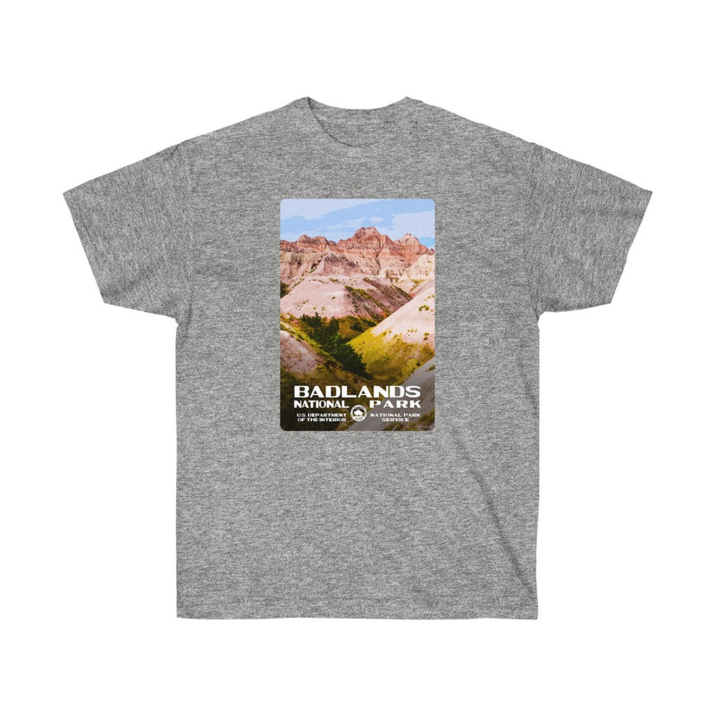 Badlands National Park Men's T-Shirt