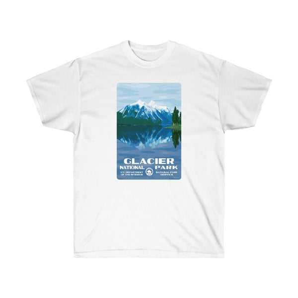 Glacier National Park Men's T-Shirt