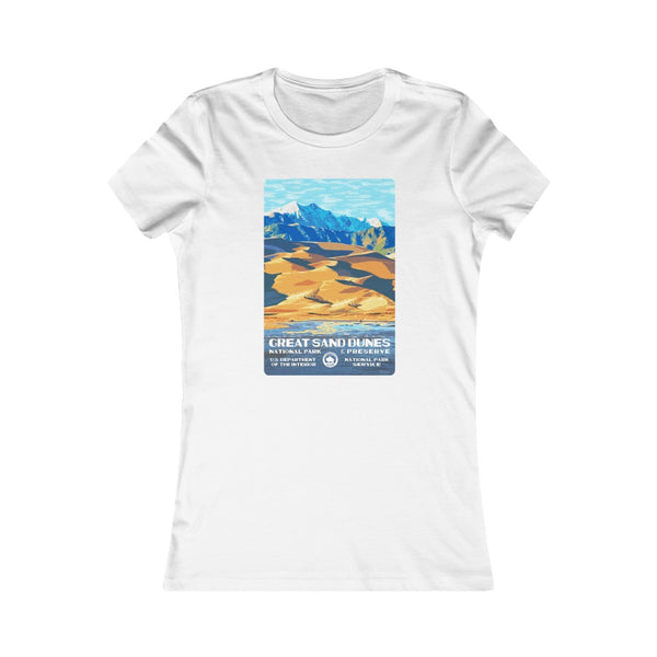 Great Sand Dunes National Park Women's T-Shirt