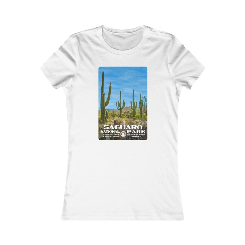 Saguaro National Park Women's T-Shirt