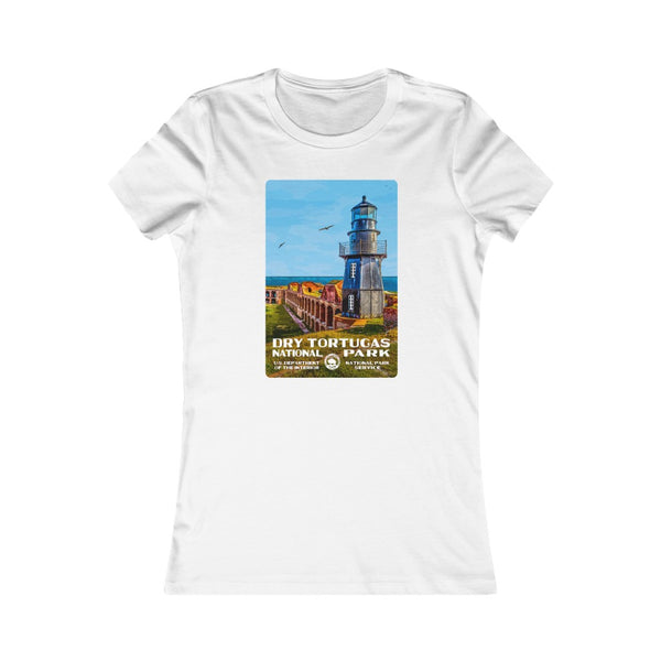 Dry Tortugas National Park Women's T-Shirt