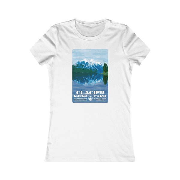 Glacier National Park Women's T-Shirt