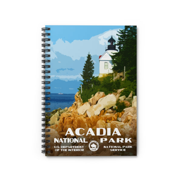 Acadia National Park Journal