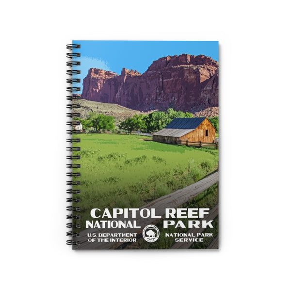 Capitol Reef National Park Journal