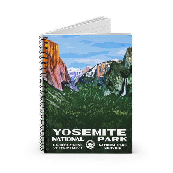 Yosemite National Park Journal
