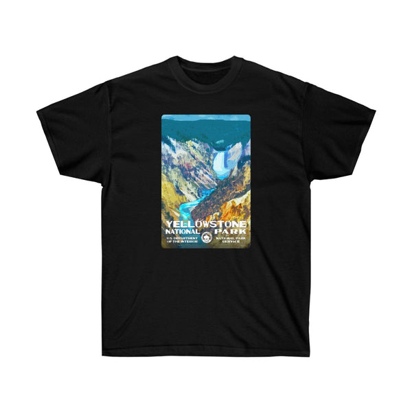 Yellowstone National Park (Lower Falls) T-Shirt