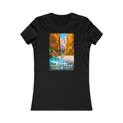 Zion National Park (The Narrows) Women's T-Shirt
