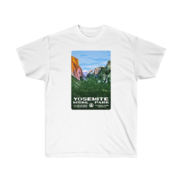 Yosemite National Park Men's T-Shirt