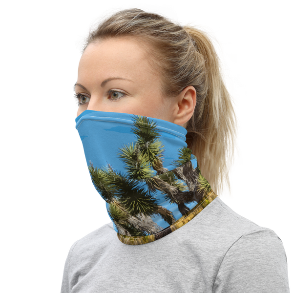 Joshua Tree National Park Neck Gaiter