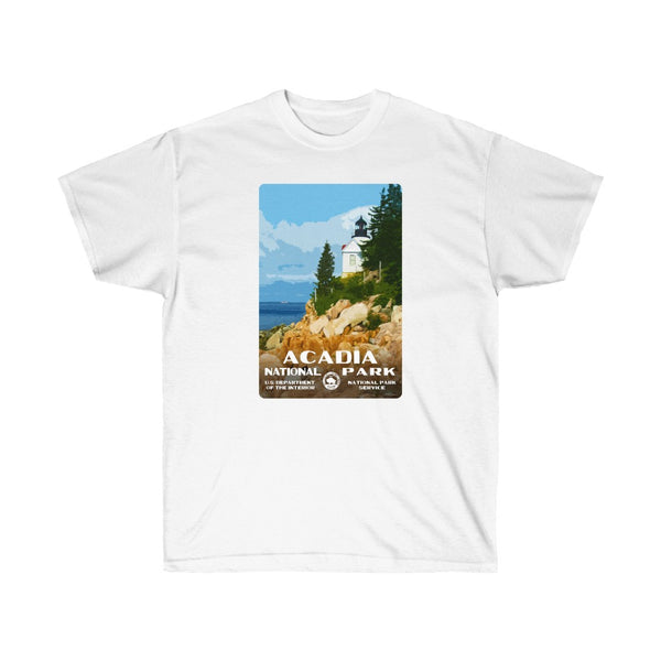 Acadia National Park Men's T-Shirt