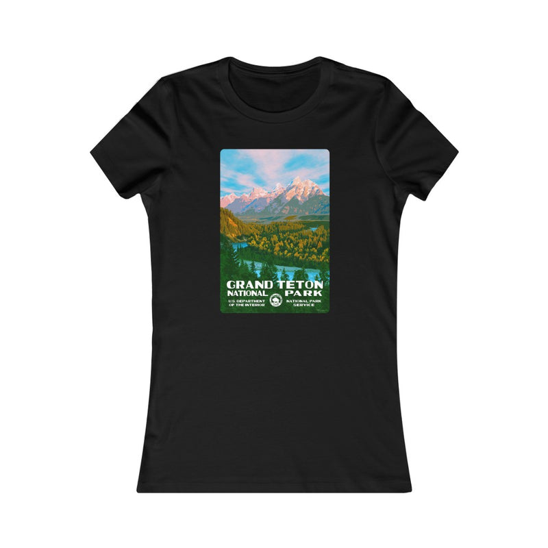 Grand Teton National Park Women's T-Shirt