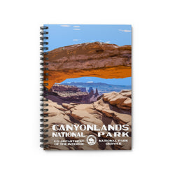 Canyonlands National Park Journal