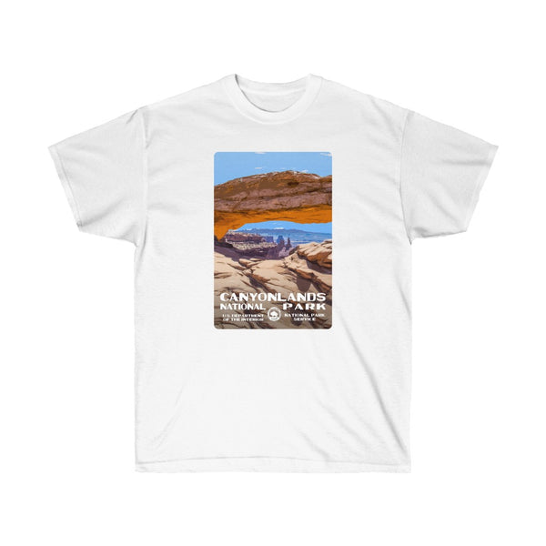 Canyonlands National Park Men's T-Shirt