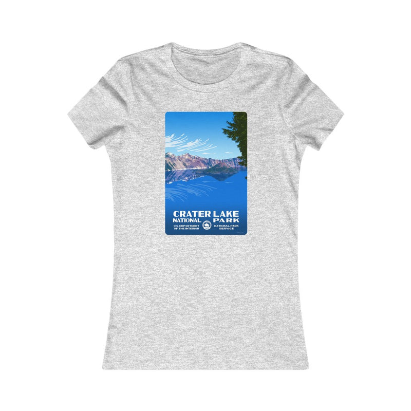 Crater Lake National Park Women's T-Shirt