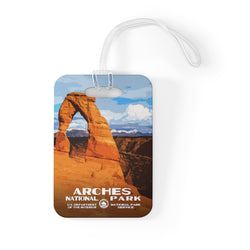 Arches National Park Bag Tag