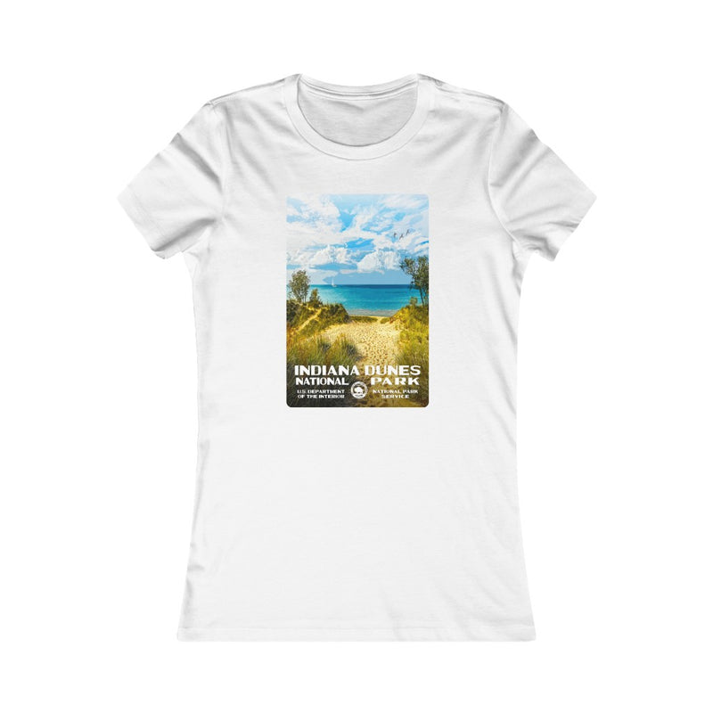 Indiana Dunes National Park Women's T-Shirt