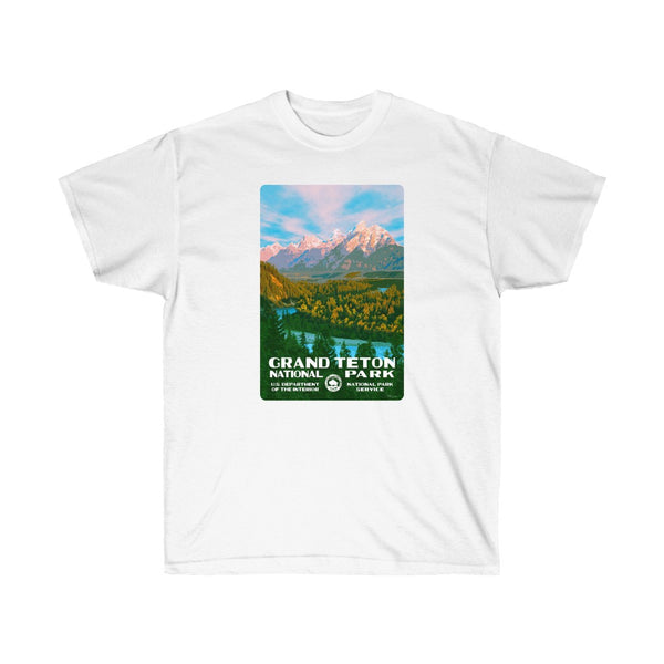 Grand Teton National Park Men's T-Shirt