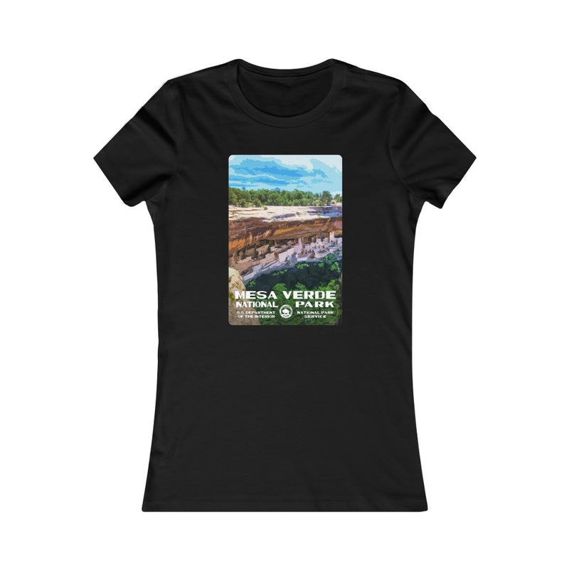 Mesa Verde National Park Women's T-Shirt