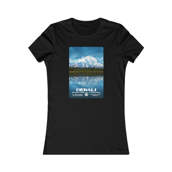 Denali National Park Women's T-Shirt
