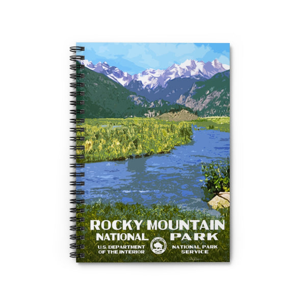 Rocky Mountain National Park (Moraine Park) Journal