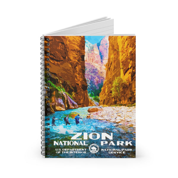 Zion National Park (The Narrows) Journal