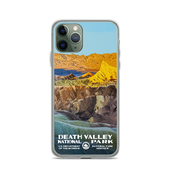 Death Valley National Park iPhone Case