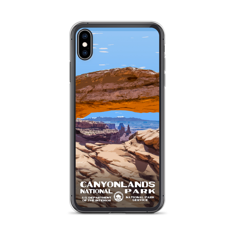 Canyonlands National Park iPhone Case
