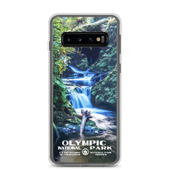 Olympic National Park Samsung Case