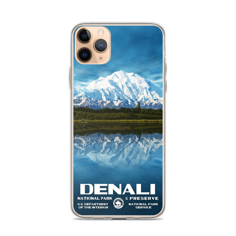 Denali National Park iPhone Case