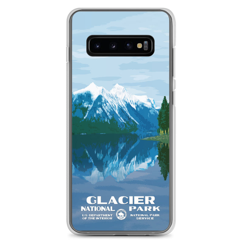 Glacier National Park Samsung Case