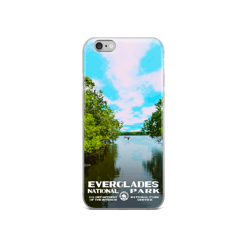 Everglades National Park iPhone Case