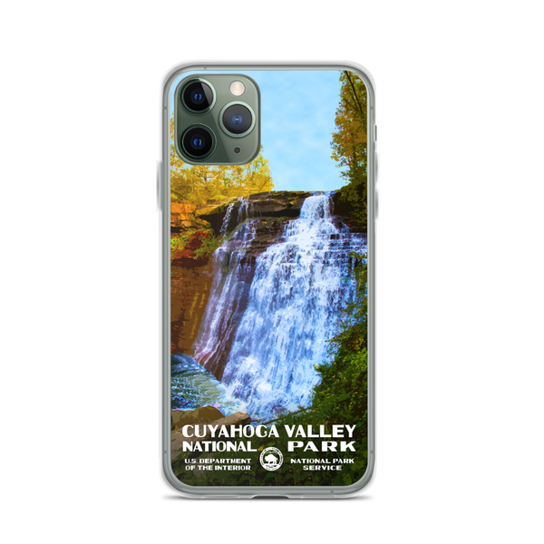 Cuyahoga Valley National Park iPhone Case