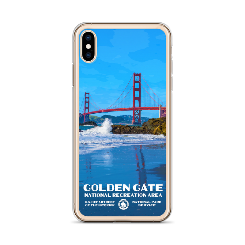 Golden Gate National Recreation Area iPhone Case