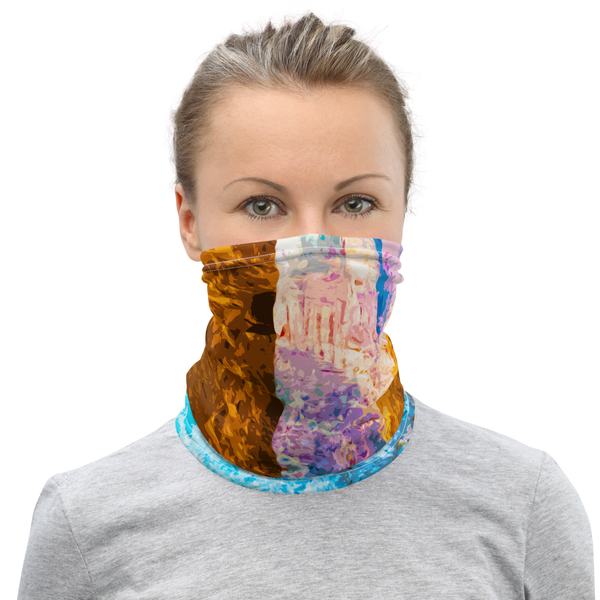 Zion National Park (The Narrows) Neck Gaiter