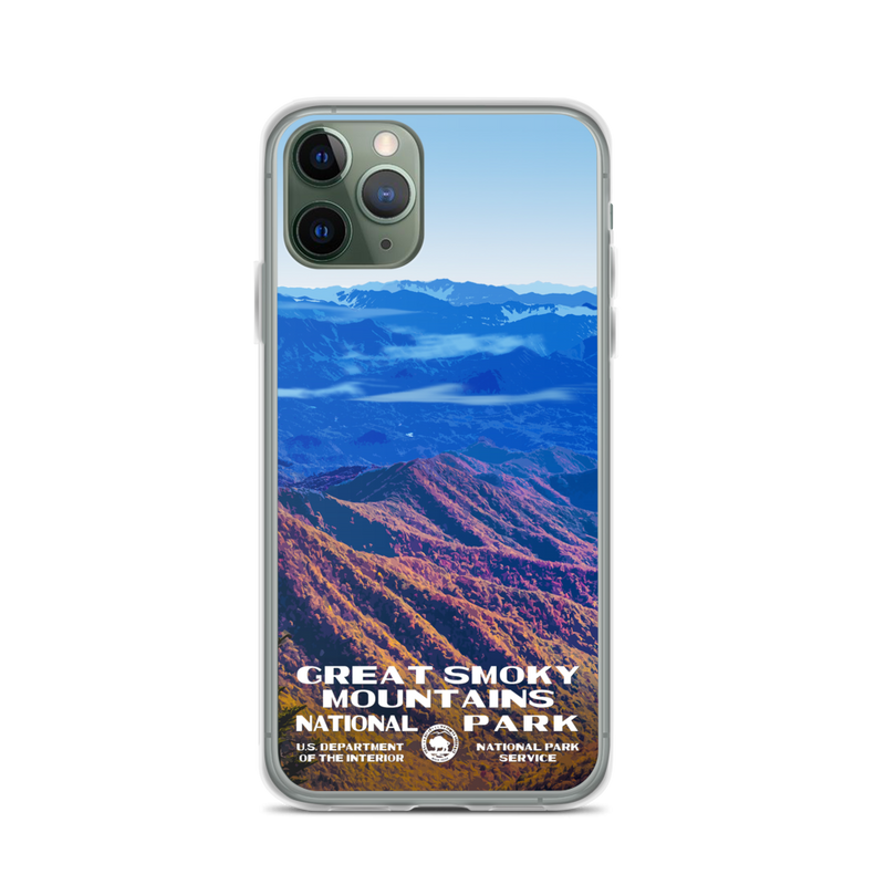 Great Smoky Mountains National Park iPhone Case