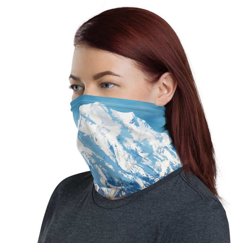Denali National Park Neck Gaiter