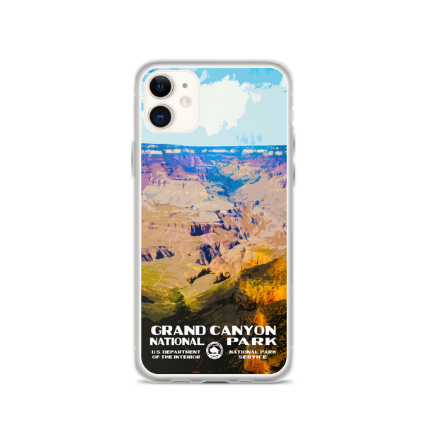Grand Canyon National Park iPhone Case