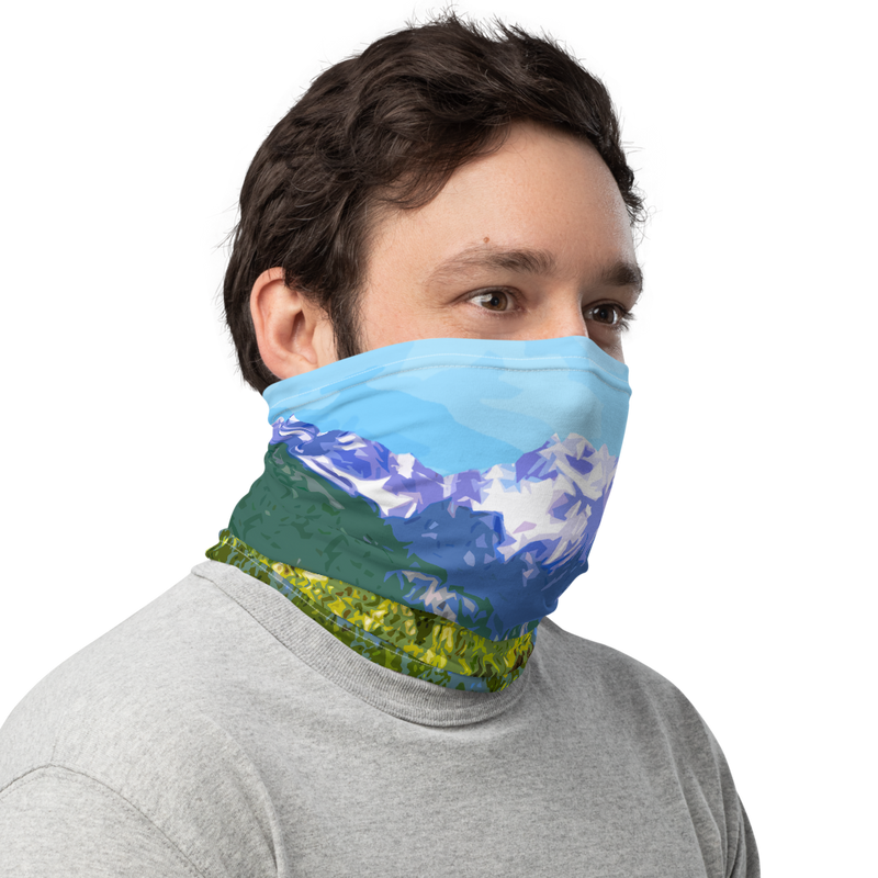 Rocky Mountain National Park (Moraine Park) Neck Gaiter